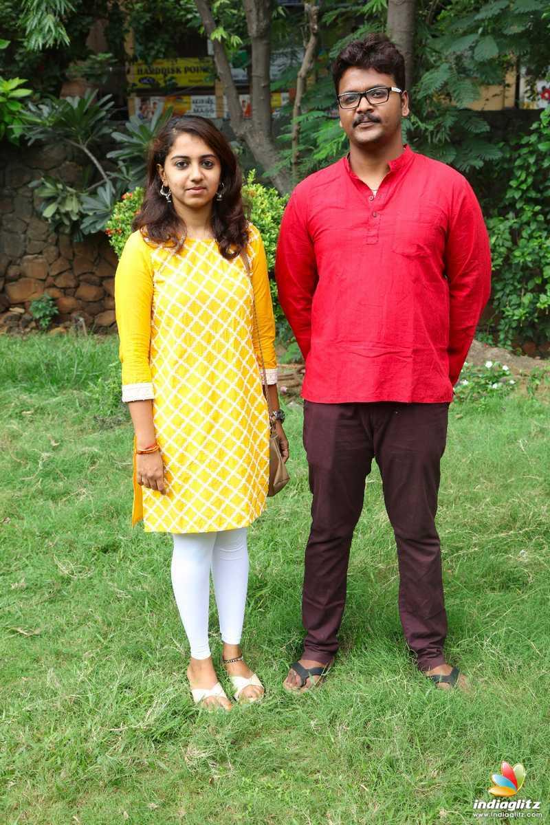 Mahat and Yaashika's New Movie Pooja