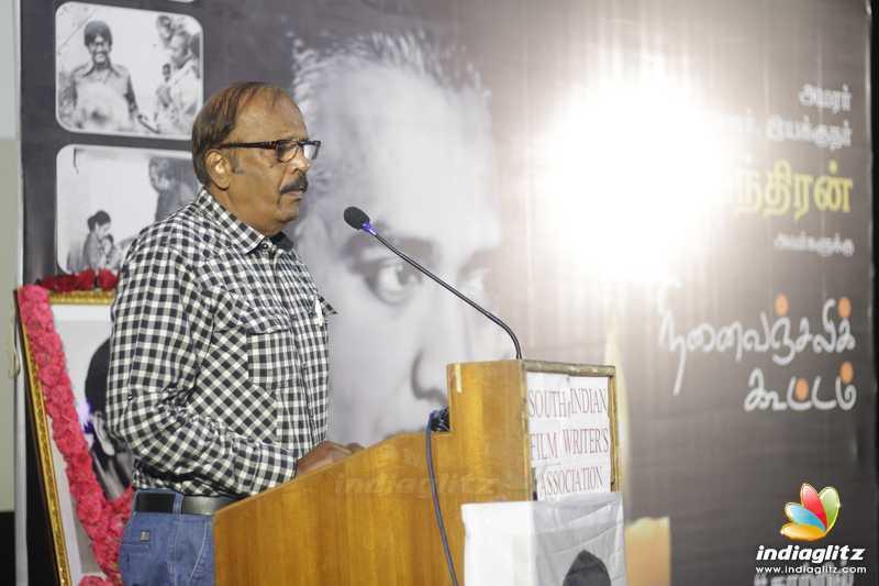 Condolence Meeting of the Legendary Director Mahendran