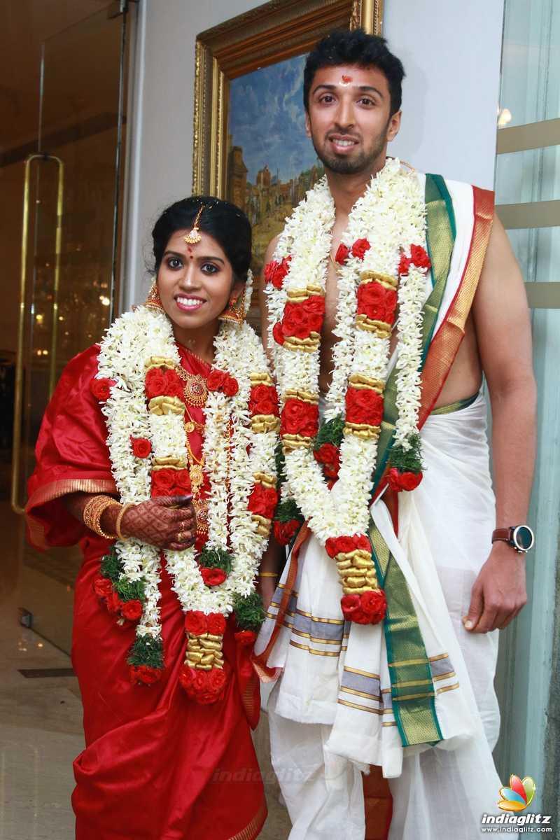 Mano Bala Son Harish - Priya Wedding