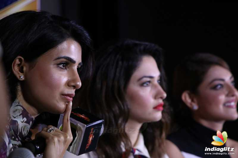 'Captain Marvel' Press Meet