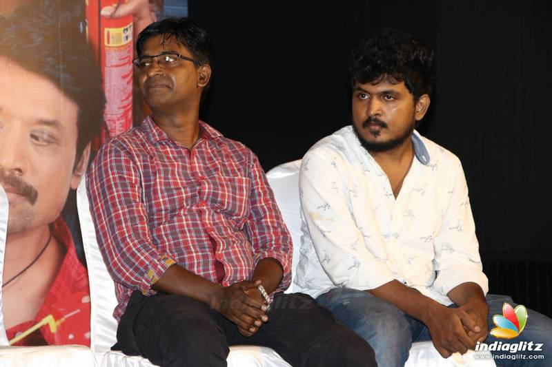 'Monster' Movie Success Meet