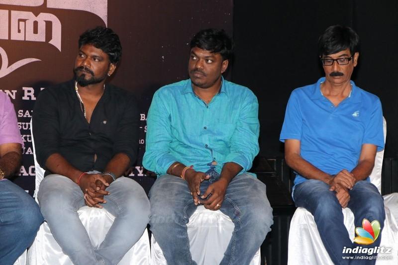 'Marainthirunthu Parkum Marmam Enna' Movie Press Meet