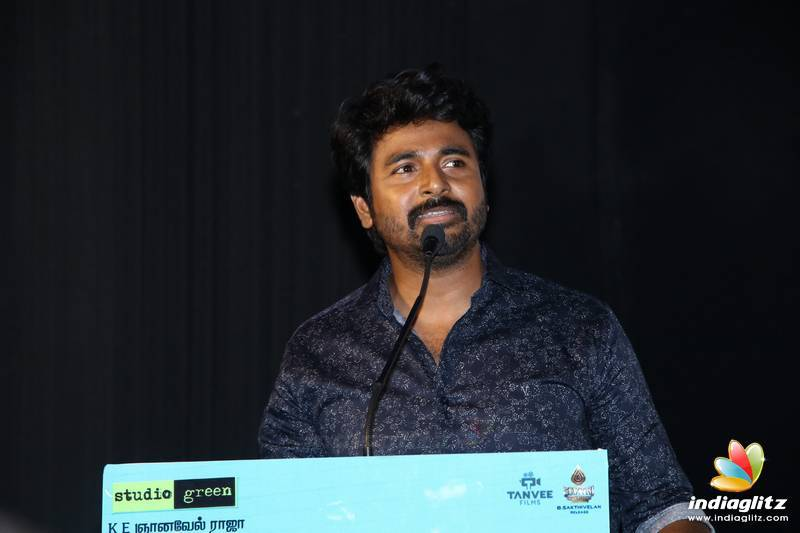 'Mr. Local' Movie Press Meet