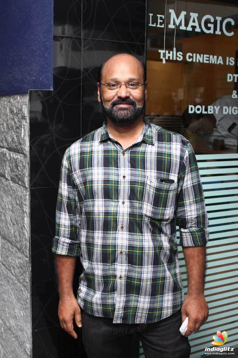'Merku Thodarchi Malai' Movie Press Meet
