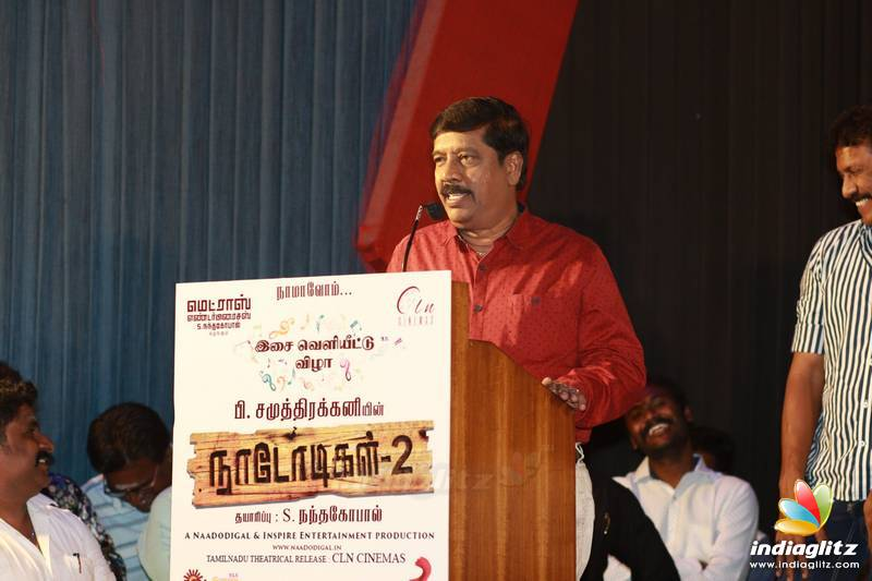 'Naadodigal 2' Movie Audio Launch
