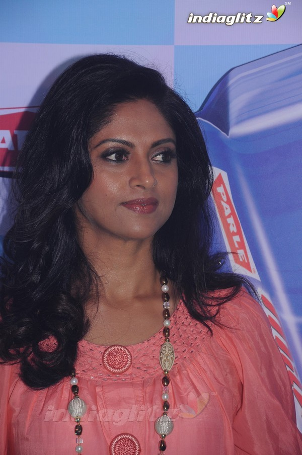 Events Nadhiya Parle Milk Power Launch Movie Trailer Launch
