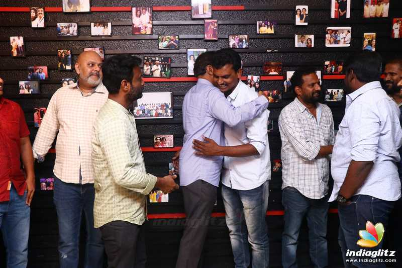 'Nedunalvaadai' Movie Press Meet