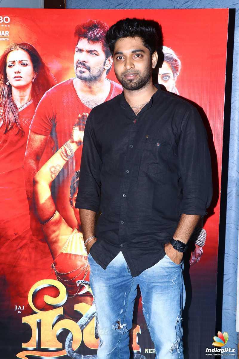 'Neeya 2' Movie Press Meet