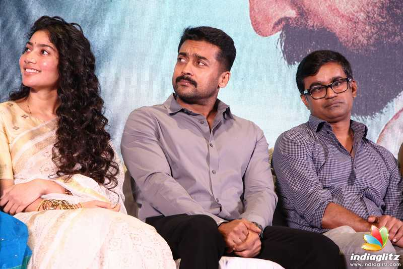 Suriya's 'NGK' trailer and audio launch
