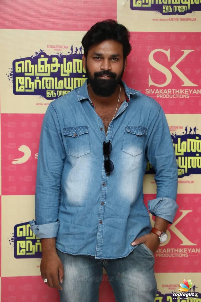 'Nenjamundu Nermaiyundu Odu Raja' Movie Audio Launch