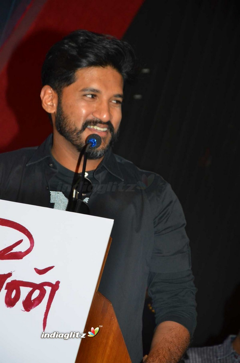 'Padaiveeran' Audio Launch
