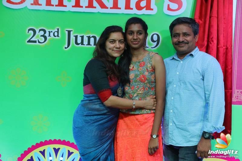 Celebs at Palimer Shrikha's Vegetarian Food Court Inauguration