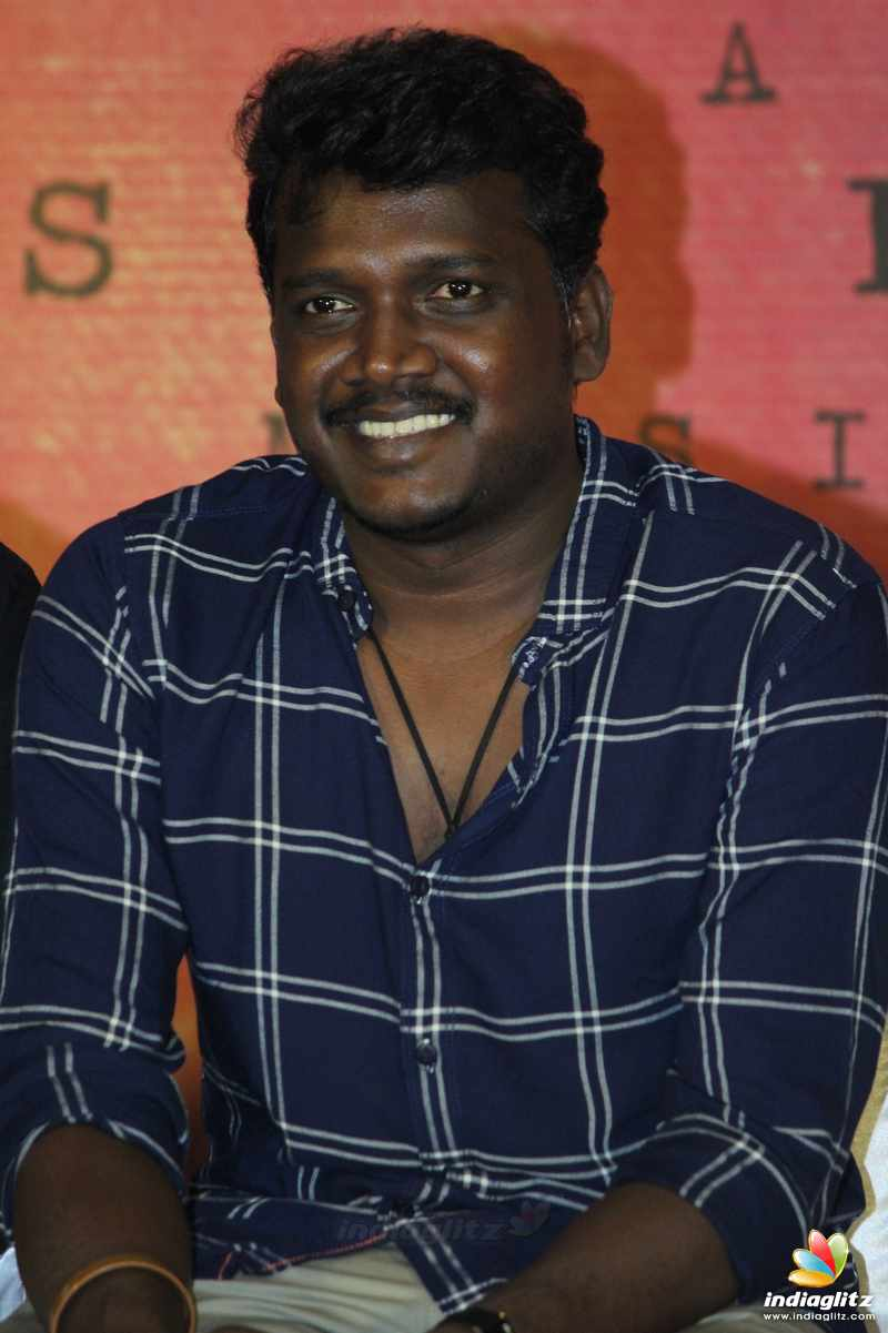 'Pariyerum Perumal' Movie Press Meet