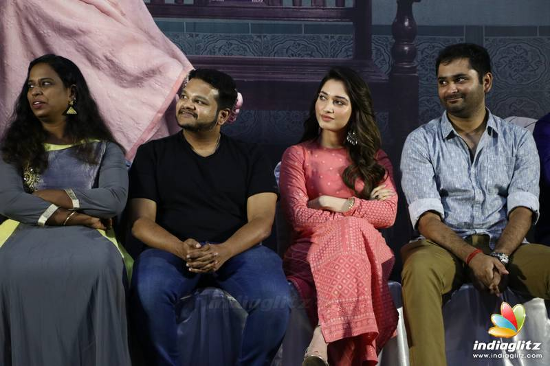 'Petromax' Movie Press Meet