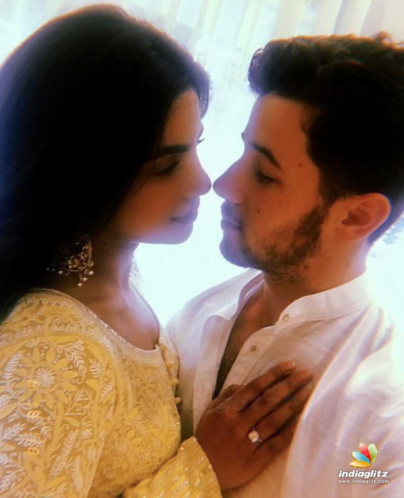 Priyanka Chopra - Nick Jonas Engagement