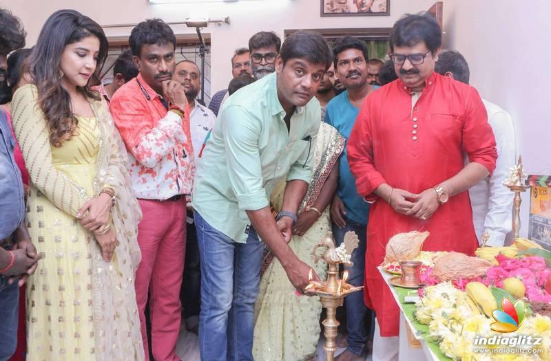 'Puravi' Movie Pooja