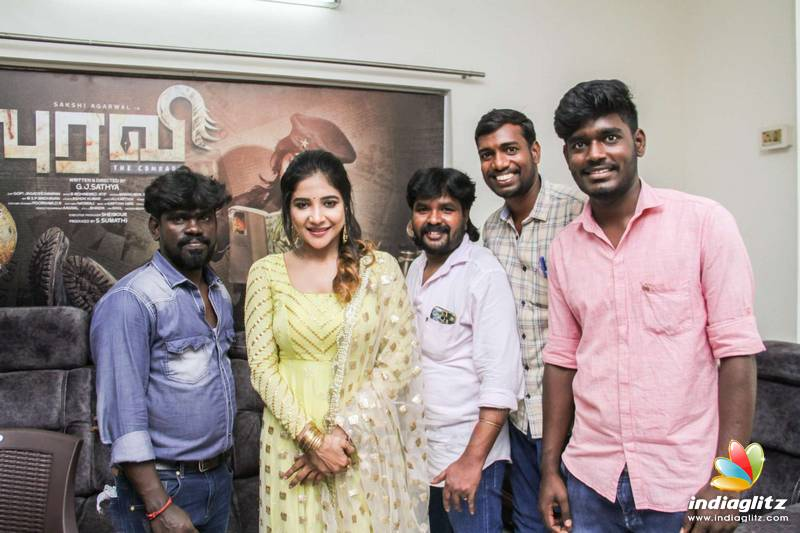 'Puravi' Movie Pooja