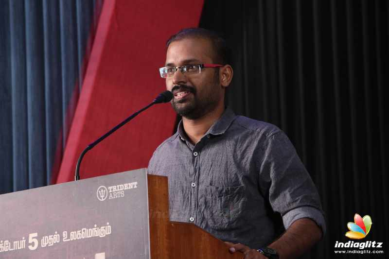 'Raatchasan' Movie Audio Launch