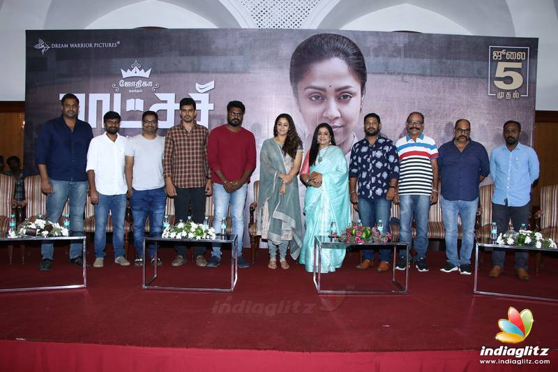 'Raatchasi' Movie Press Meet