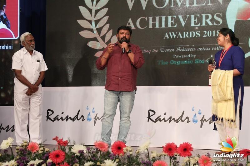 Raindrops Women Achievers Award 2018