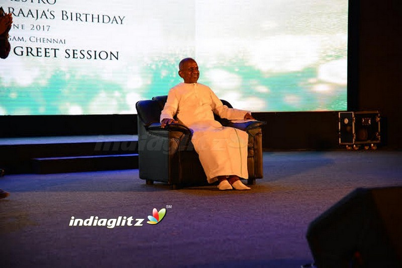 Ilayaraja Birthday Celebration