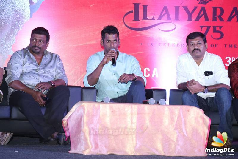 Producer Council 'Ilayaraja 75' Launch Event