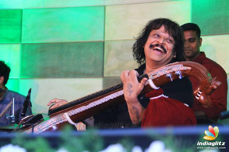 Veena Maestro Rajesh Vaidhya Honoured By Asia Book Of Records