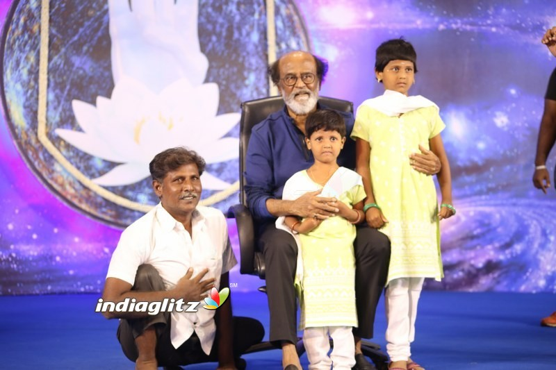Superstar Rajinikanth Fans Meet - Day 5