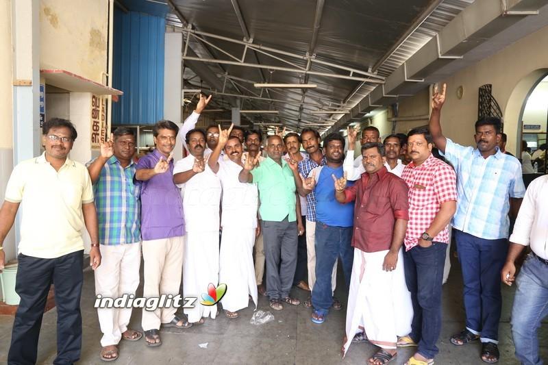 Superstar Rajinikanth Fans Meet - Day 3