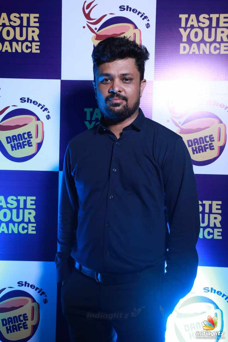 Raju Sundaram Inaugurated Dance Kafe