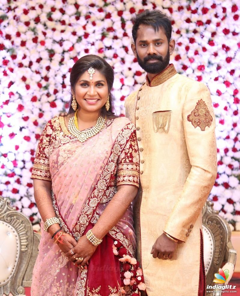 Events - Ramesh Thilak - Navalakshmi Wedding Reception Movie Launch ...