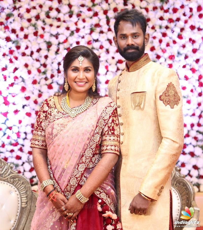 Tamil Wedding Food Menu: Navalakshmi Wedding Reception
