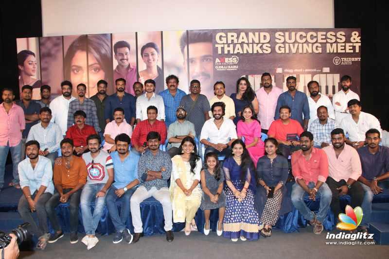 Ratsasan Success Meet