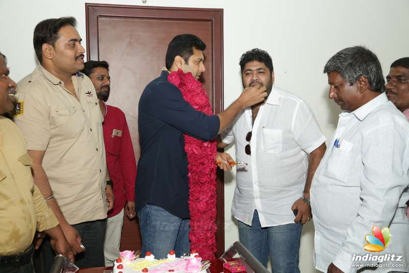 Jayam Ravi Birthday Celebrations