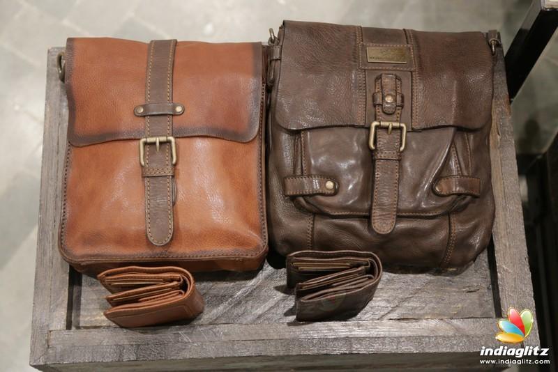 Regina Cassandra Launches 'KOMPANERO' SS' 18 Vintage Leather Accessories