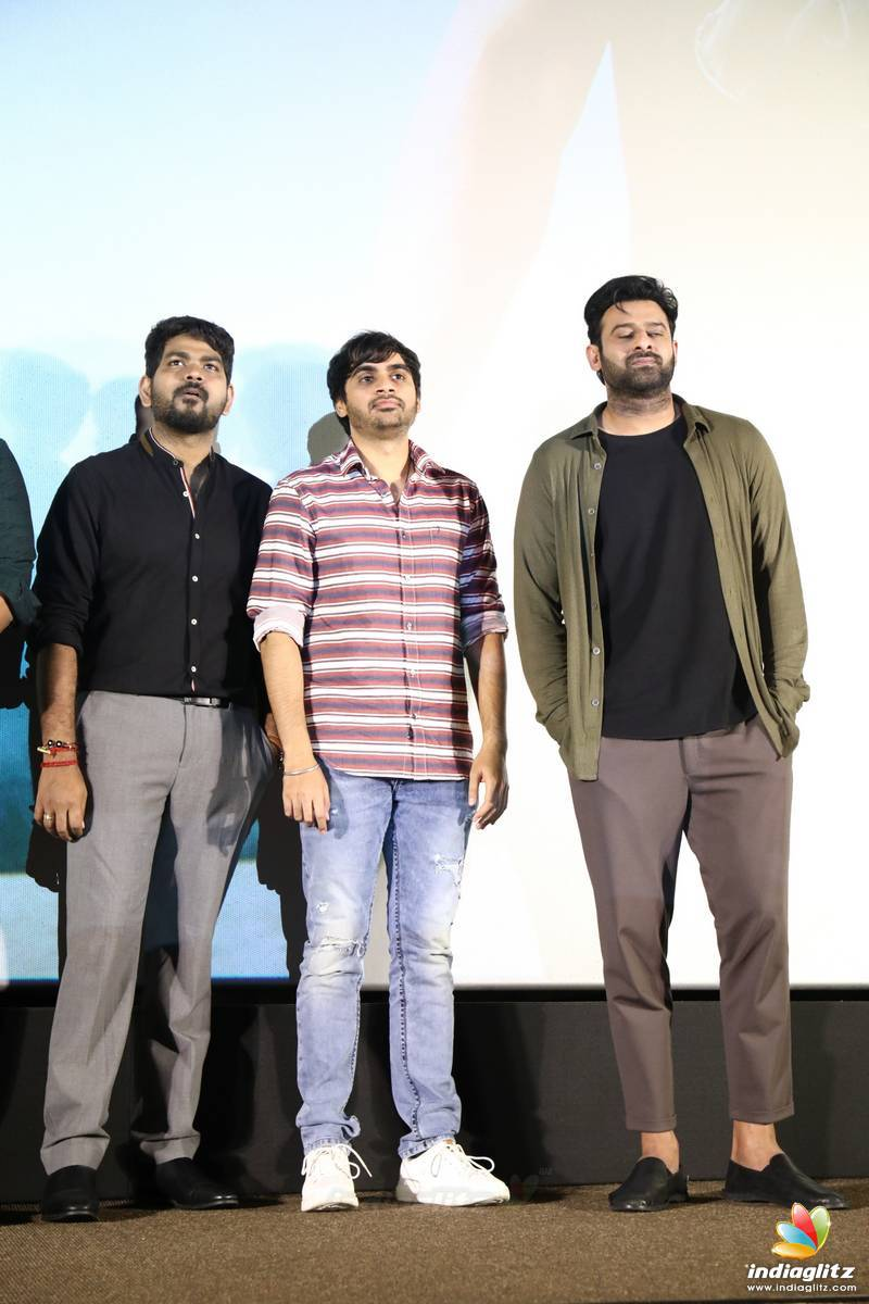 'Saaho' Movie Press Meet