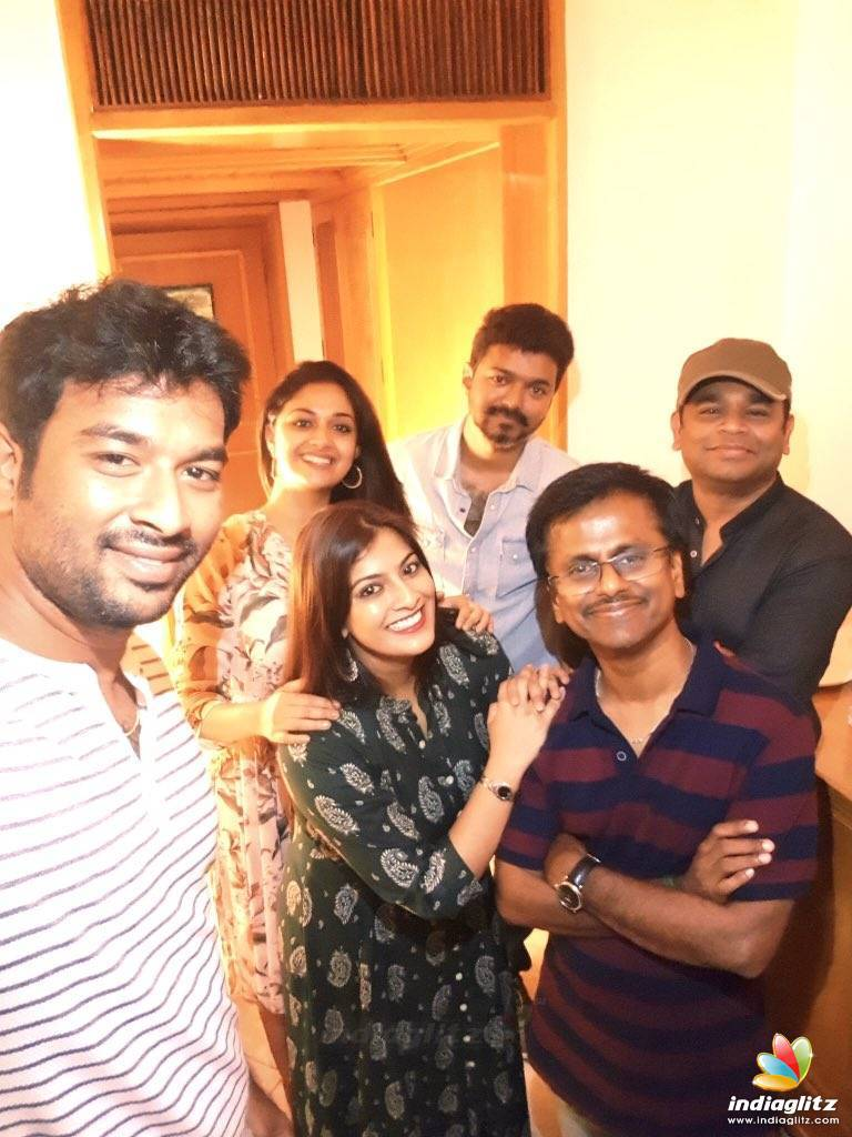 'Sarkar' Success Party