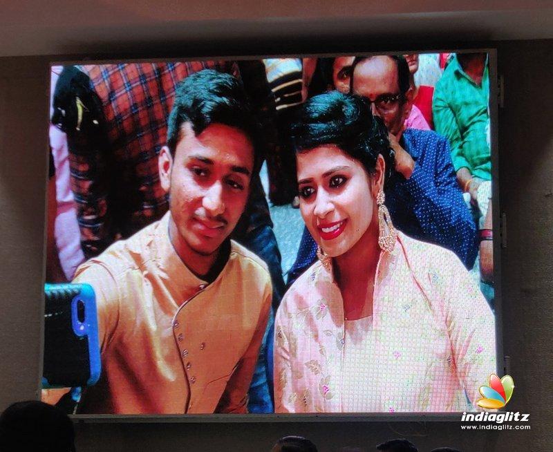 Sathish - Sindhu Wedding Reception