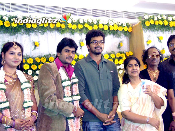 Shanker Ganesh's son marriage