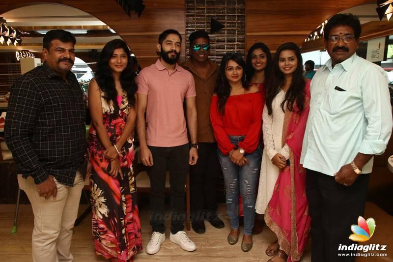 'PUBG' Team Celebrates Actress Shanthini Birthday