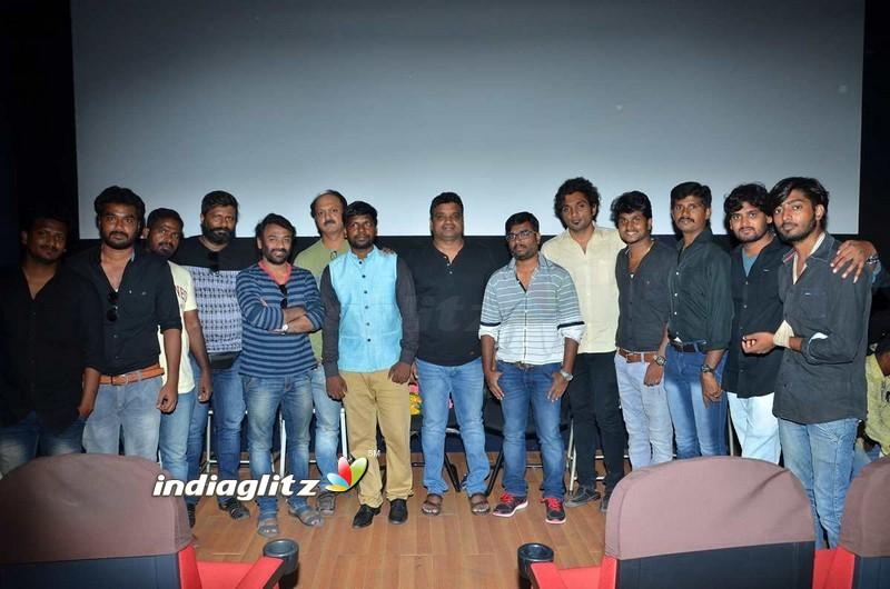 Bhagyaraj At 'Pizhaithiruththam' Short Film Screening