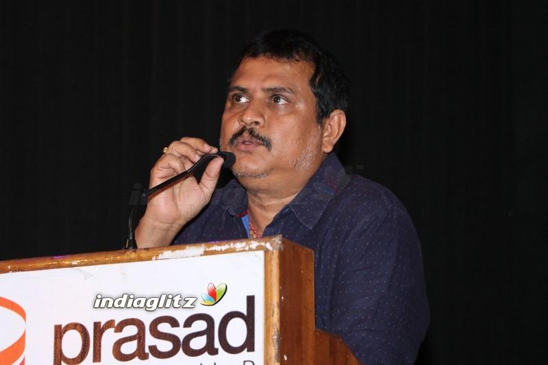 'Saravanan Irukka Bayamaen' Success Meet