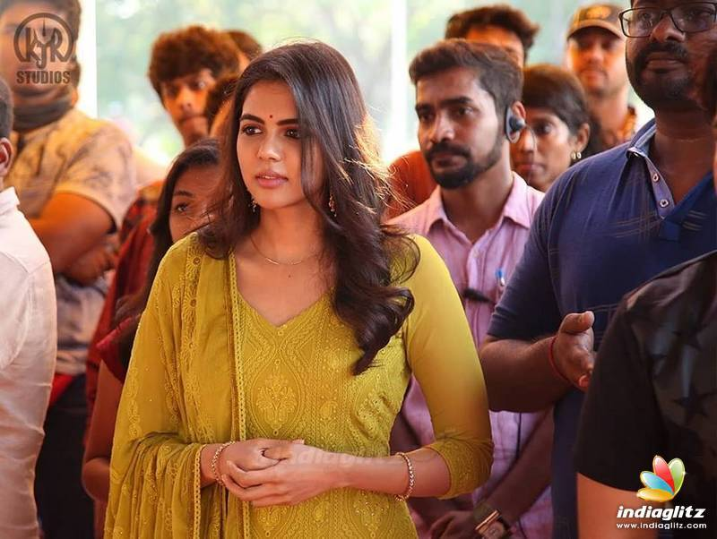 Sivakarthikeyan's 'Hero' Movie Pooja