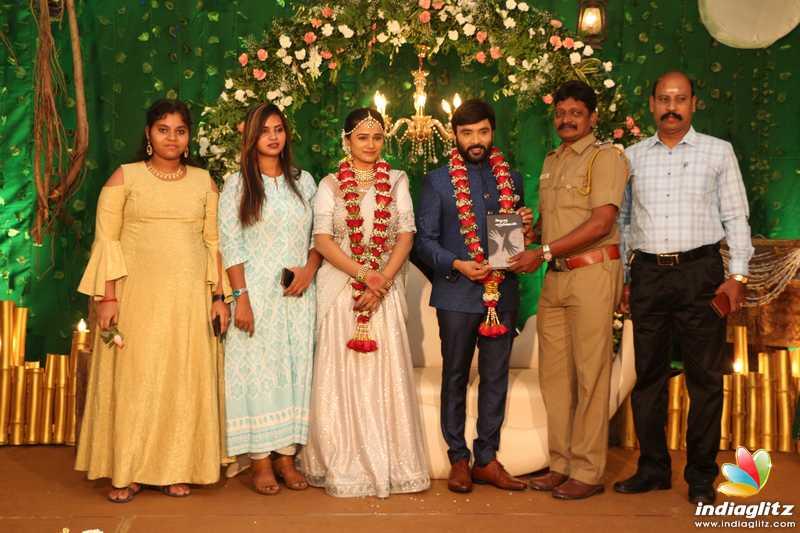 Snehan - Kanika Wedding Reception