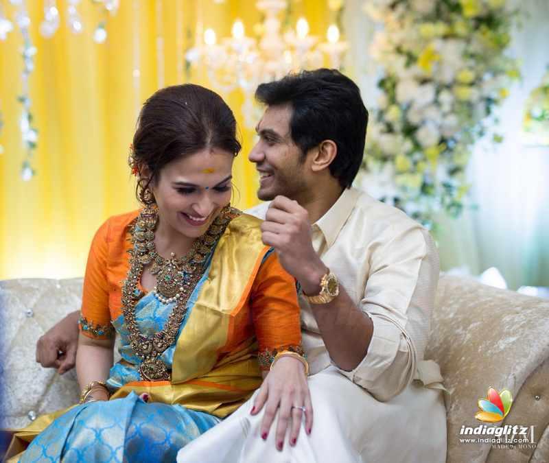 Soundarya - Vishagan's marriage reception