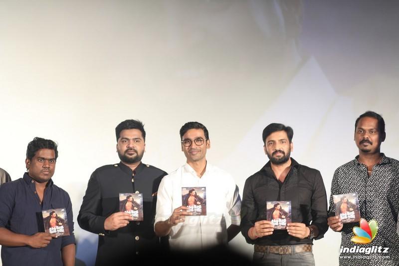 Dhanush Launched 'Sakka Podu Podu Raja' Audio