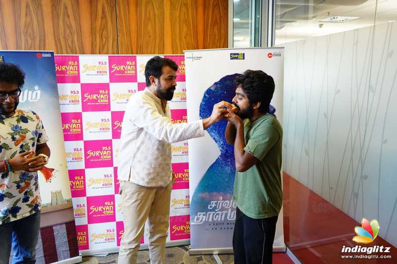 'Sarvam Thaala Mayam' Single Track Launch
