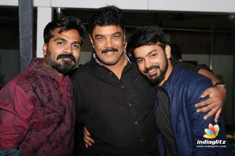 STR New Year Party 2019
