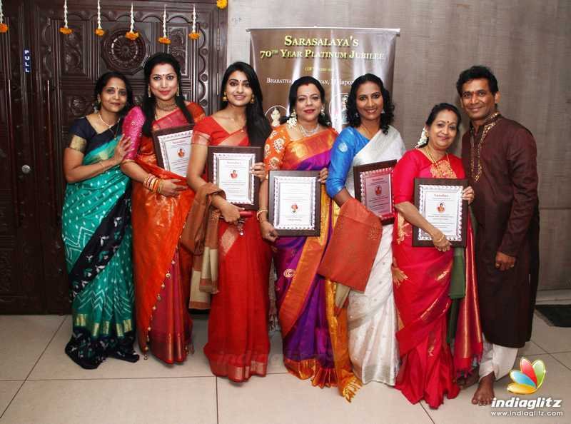 Sarasalaya's 70th Year Platinum Jubilee