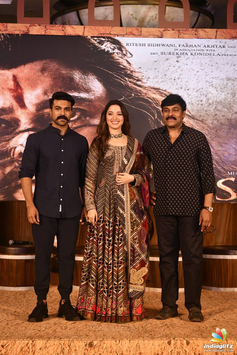 'Sye Raa Narasimha Reddy' Movie Audio Launch